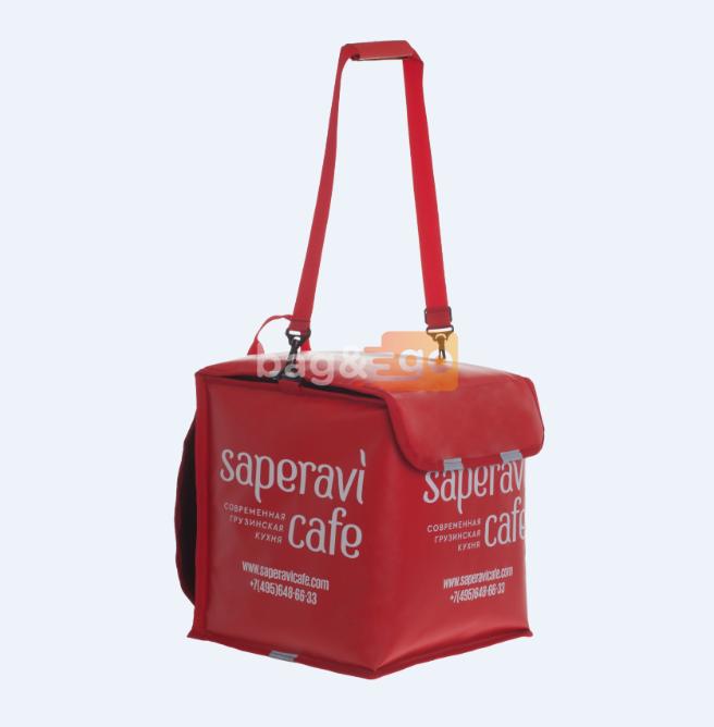 Сумка для доставки еды и горячих обедов в Москве