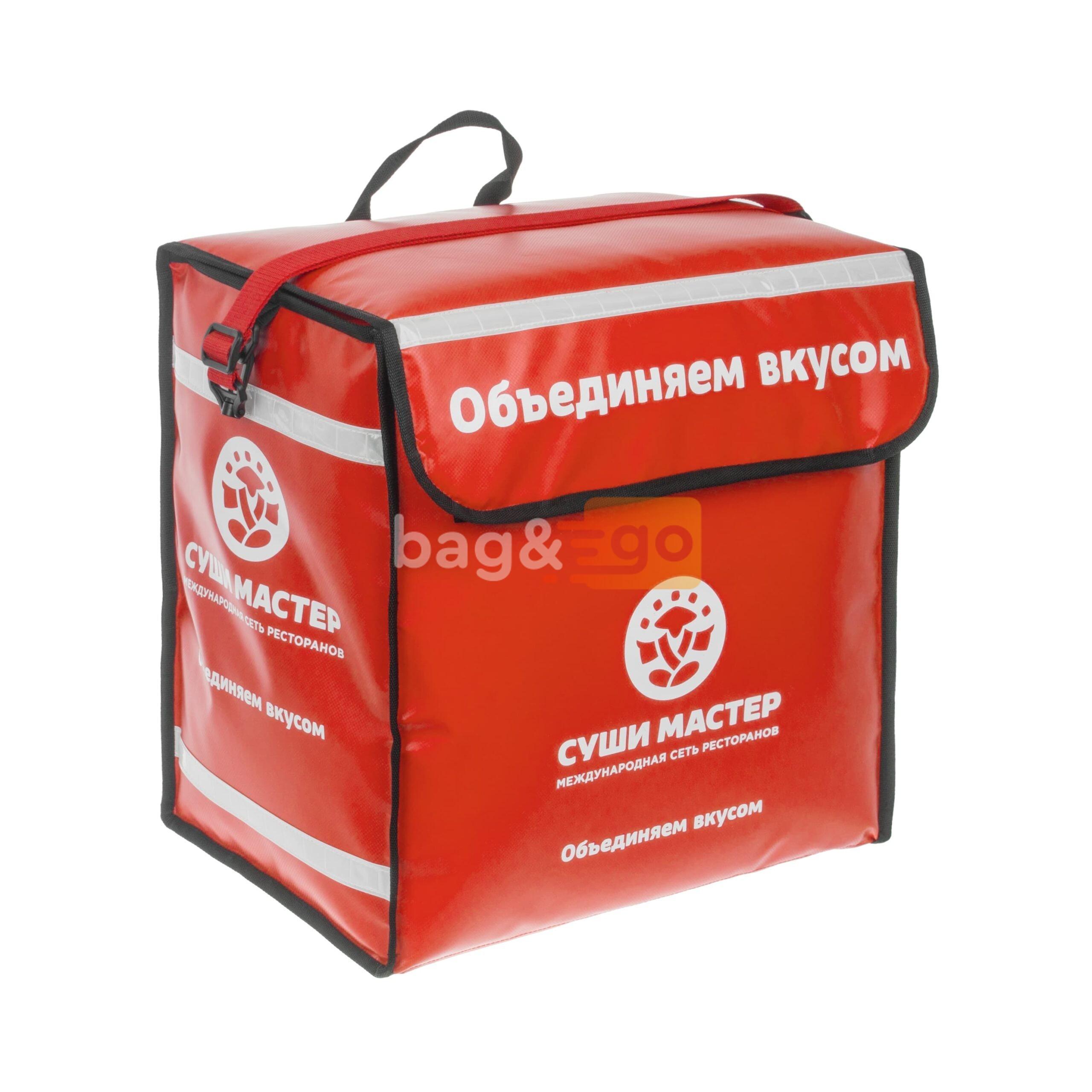 Терморюкзак для доставки еды