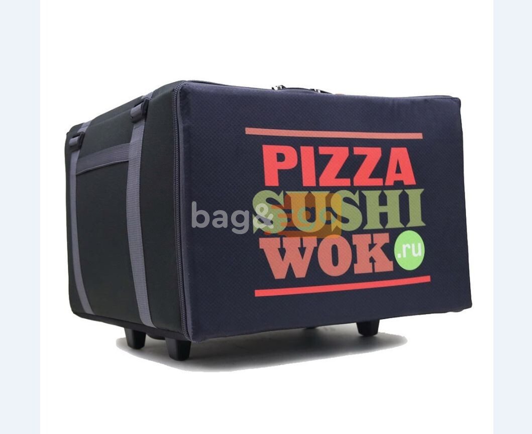 Термосумки для пиццы и суши - купить сумку под пиццу в Москве