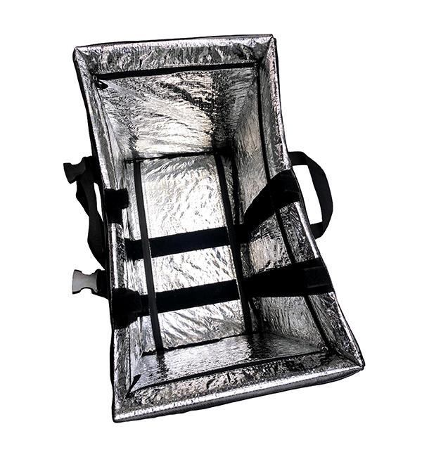 Промо сумка с греющим слоем