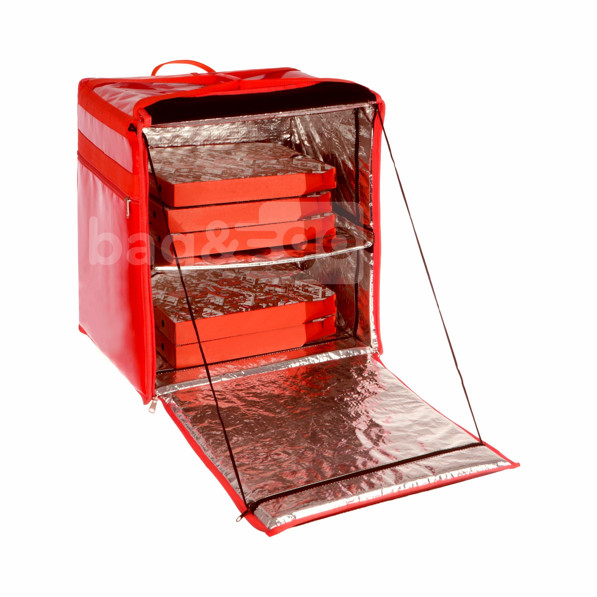 Терморюкзак с внутренней термосумкой (высота до 25 см)